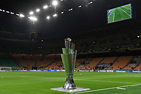 Nations League trophy before the Uefa Nations League final football match between Spain and France at San Siro stadium in Milano (Italy), October 10th, 2021. Photo Andrea Staccioli / Insidefoto