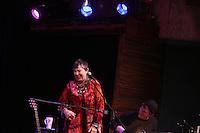 Bonnie Koloc at the Acorn Theater, Three Oaks, MI, Oct. 6, 2012.