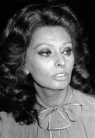 Sophia Loren 1979<br /> Photo By Adam Scull/PHOTOlink.net