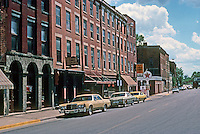 "Galena: S. Main St., East  ""Wall"".  Photo '77."