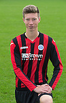 Matthew Aitken, St Johnstone FC...Season 2014-2015<br /> Picture by Graeme Hart.<br /> Copyright Perthshire Picture Agency<br /> Tel: 01738 623350  Mobile: 07990 594431