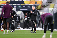 25th May 2021; Gdansk, Poland; Manchester United training at the Stadion Energa Gdańsk prior to their Europa League final versus Villarreal on May 26th;  OLE GUNNAR SOLSKJAER