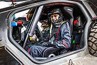 31st December 2020, Jeddah, Saudi Arabian. The vehicle and river shakedown for the 2021 Dakar Rally in Jeddah; Strugo Jean-Pierre fra, Peugeot, PH Auto