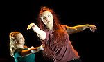 County Youth Dance Company rehearsal at the Taliesin Arts Centre in Swansea, UK.