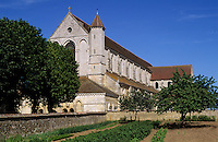 Europe/France/89/Yonne/Pontigny: L'abbaye de Pontigny