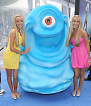 Milly & Becky Rosso at The Dreamworks Animation's Monsters VS. Aliens L.A. Premiere held at Gibson Ampitheatre in Universal City, California on March 22,2009                                                                     Copyright 2009 RockinExposures