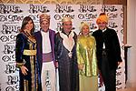 I FRATELLI GENEROSO, ROBERTO ED ERMINIA DI MEO CON FULVIO E VALENTINA MARTUSCIELLO<br /> FESTA DI PRESENTAZIONE DEL CALENDARIO DI MEO -  <br /> PALAZZO KADIRI  MARRAKECH 2010