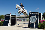 Show Jumping Action