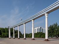 Platz der Unabhängigkeit - Mustaqillik Maydoni-, Taschkent, Usbekistan, Asien<br /> Inependence Square  - Mustaqillik Maydoni- , Tashkent, Uzbekistan, Asia