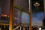 Seattle, Marion Oliver McCaw Hall, Seattle Center, Home of Pacific Northwest Ballet, Seattle Opera, Space Needle,