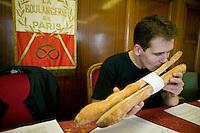 Best Baguette Contest, Paris