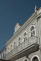 Casarões na Cidade Velha.<br /> <br /> Belém, Pará, Brasil.<br /> Foto Paulo Santos<br /> 2009
