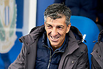 Imanol Alguacil coach of Real Sociedad