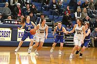 Varsity Girls Basketball 2/6/19