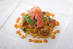 Lobster & Pasta, Spiaggia Restaurant, Chicago, Illinois
