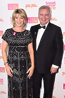 Ruth Langsford and Eamonn Holmes<br /> at the Breast Cancer Care fashion Show 2016, London.<br /> <br /> <br /> ©Ash Knotek  D3193  02/11/2016