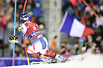 FIS Alpine Ski World Cup Men's Night Slalom in Madonna di Campiglio, Italy on January 8, 2020, Alexis Pinturault (FRA)