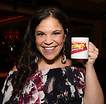 Lindsay Mendez attends the Feinstein's/54 Below Press Preview on October 3, 2018 at Feinstein's/54 Below in New York City.