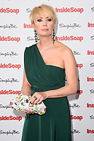 Lysette Anthony<br /> at the Inside Soap Awards 2017 held at the Hippodrome, Leicester Square, London<br /> <br /> <br /> ©Ash Knotek  D3348  06/11/2017