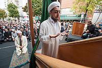 2014/09/19 Berlin | Freitagsgebet und Kundgebung gegen Islamophobie und Rassismus