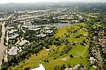 Aerial of Beaverton, Oregon