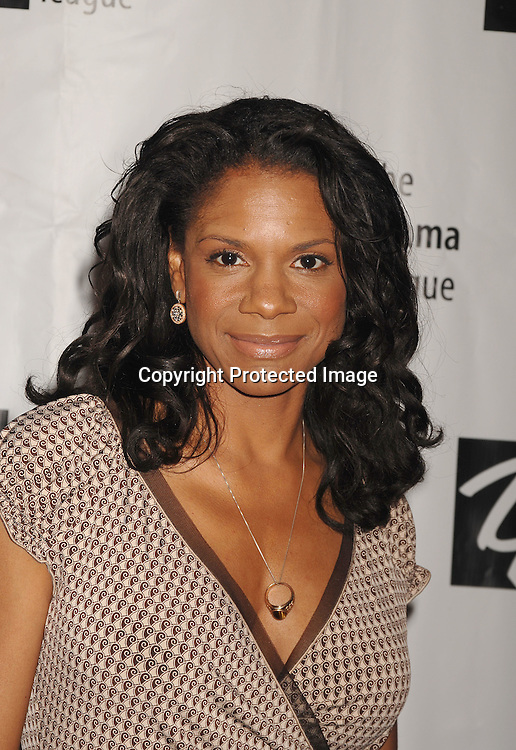 Audra McDonald of 110 in the Shade..posing for photographers at The Drama League Awards Ceremony and Luncheon on May 11, 2007 at The Marriott Marquis Hotel. ..Robin Platzer, Twin Images