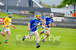 Kerry's Paudie O'Connor in action against Meath in the National hurling league in Austin Stack Park on Sunday