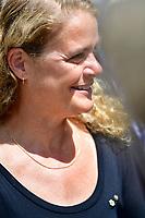 la gouverneure-Generale du Canada, Julie Payette<br /> , 2018<br /> <br /> <br /> PHOTO : Agence Quebec Presse
