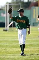 Kurt Calvert / Boise Hawks ..Photo by:  Bill Mitchell/Four Seam Images