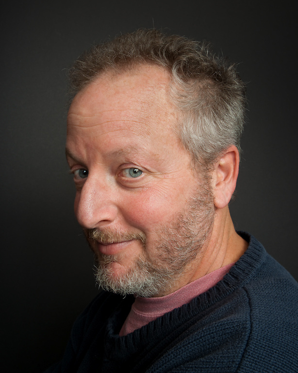 Comedian Daniel Stern photographed for The Creative Coalition at Haven House in Beverly Hills, California on February 20, 2009