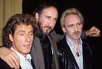 Roger Daltrey Pete Townshend John Entwistle 1989 Photo by Adam Scull-PHOTOlink.net