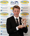 Special merit award for Jordan Moore, Dundee Utd
