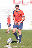 Spain's Brad Linklater during Rugby Europe Championship 2017 match between Spain and Belgium in Madrid. March 18, 2017. (ALTERPHOTOS/Borja B.Hojas) /NORTEPHOTO.COM