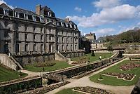 Europe/France/Bretagne/56/Morbihan/Vannes: Le château de l'Hermine