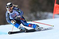 18th February 2021; Cortina d'Ampezzo, Italy; FIS Alpine World Ski Championships  Cortina Women's Giant Slalom; Estelle Alphand (SWE)