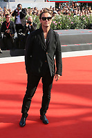 """VENICE, ITALY - September 01:  Jude Law walks the red carpet of """"The New Pope"""" screening during the 76th Venice Film Festival  on September 01, 2019 in Venice, Italy. (Photo by Mark Cape/Inside Foto)<br /> Venezia 01/09/2019"""