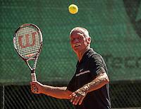 Etten-Leur, The Netherlands, August 23, 2016,  TC Etten, NVK, Henk Korteling (NED)<br /> Photo: Tennisimages/Henk Koster