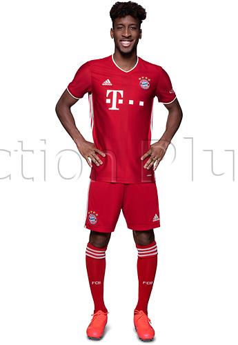 26th October 2020, Munich, Germany; Bayern Munich official seasons portraits for season 2020-21;  Kingsley Coman
