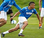 Arnold Peralta's mohican