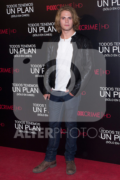 05.09.2012. Premier at the Capitol Cinema in Madrid of the movie ´Todos tenemos un Plan´.. Directed by Ana Piterbag and starring by Viggo Mortensen, Soledad Villamil and Javier Godino. In the image Jaime Olias (Alterphotos/Marta Gonzalez)