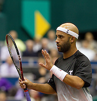 10-2-10, Rotterdam, Tennis, ABNAMROWTT James Blake