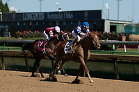 5th September 202, Louisville, KY, USA;  Sittin On Go wins the 10th race during the 146th Kentucky Derby on September 5, 2020 at Churchill Downs in Louisville, KY.