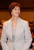 """Heather Monroe-Blum, Principal and Vice-Chancellor, Mc Gill University<br /> attend the Canadian Club of Montreal speech by Tony Comper on  """"Why non-Jews must confront antisemitism"""", September 11 2006.<br /> Photo by Pierre Roussel / Images Distribution"""