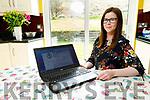 West Kerry teacher Leanne Ní Shé helping parents with home schooling through the internet.