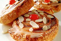 Danish pastry food photos