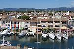 France, Provence-Alpes-Côte d'Azur, Port Grimaud | Frankreich, Provence-Alpes-Côte d'Azur, Port Grimaud