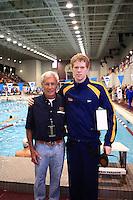 2009 Men's NCAA Swimming & Diving Championships Thursday Finals Michigan