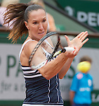 Jelena Jankovic (SRB) defeats Kurumi Nara 7-5, 6-0