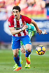 Sime Vrsaljko of Atletico de Madrid in action during their La Liga match between Atletico de Madrid and FC Barcelona at the Santiago Bernabeu Stadium on 26 February 2017 in Madrid, Spain. Photo by Diego Gonzalez Souto / Power Sport Images