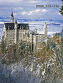 Gerhard, CHRISTMAS LANDSCAPES, WEIHNACHTEN WINTERLANDSCHAFTEN, NAVIDAD PAISAJES DE INVIERNO, Christmas symbols, Weihnachten Symbole, Navidad sí,Neu Schwanstein castle in winter photos+++++,DTMB564-16A,#XL# ,Schloss Neuschwanstein